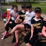 Softballbench